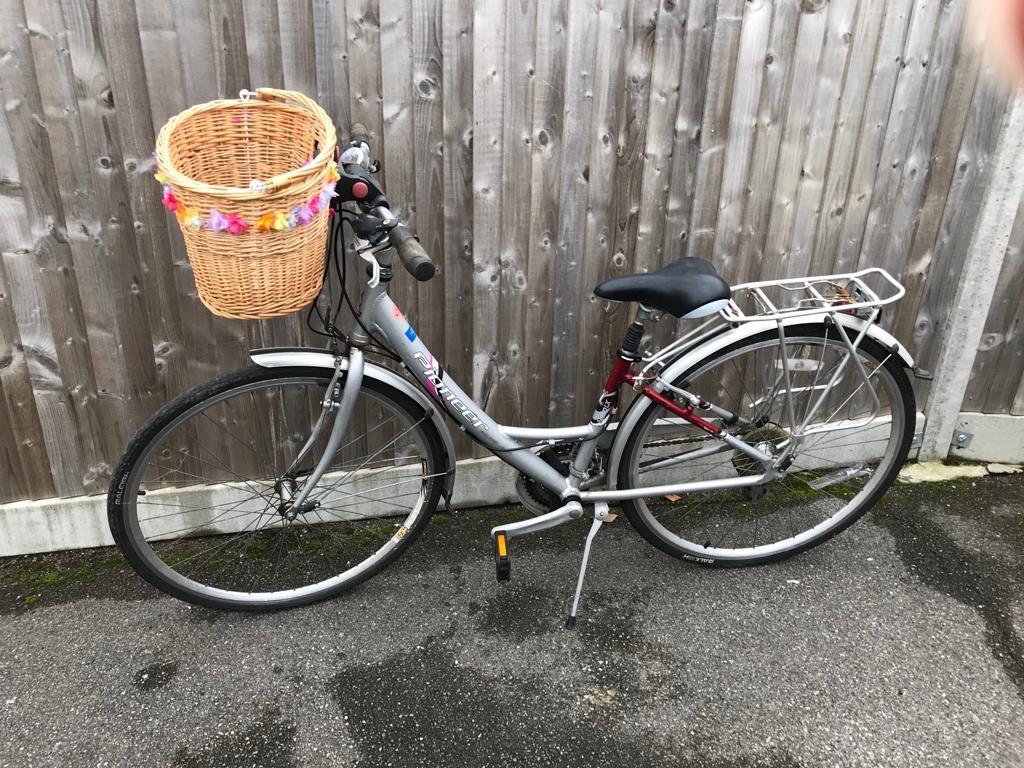 Raleigh Ladies Shopper Bike
