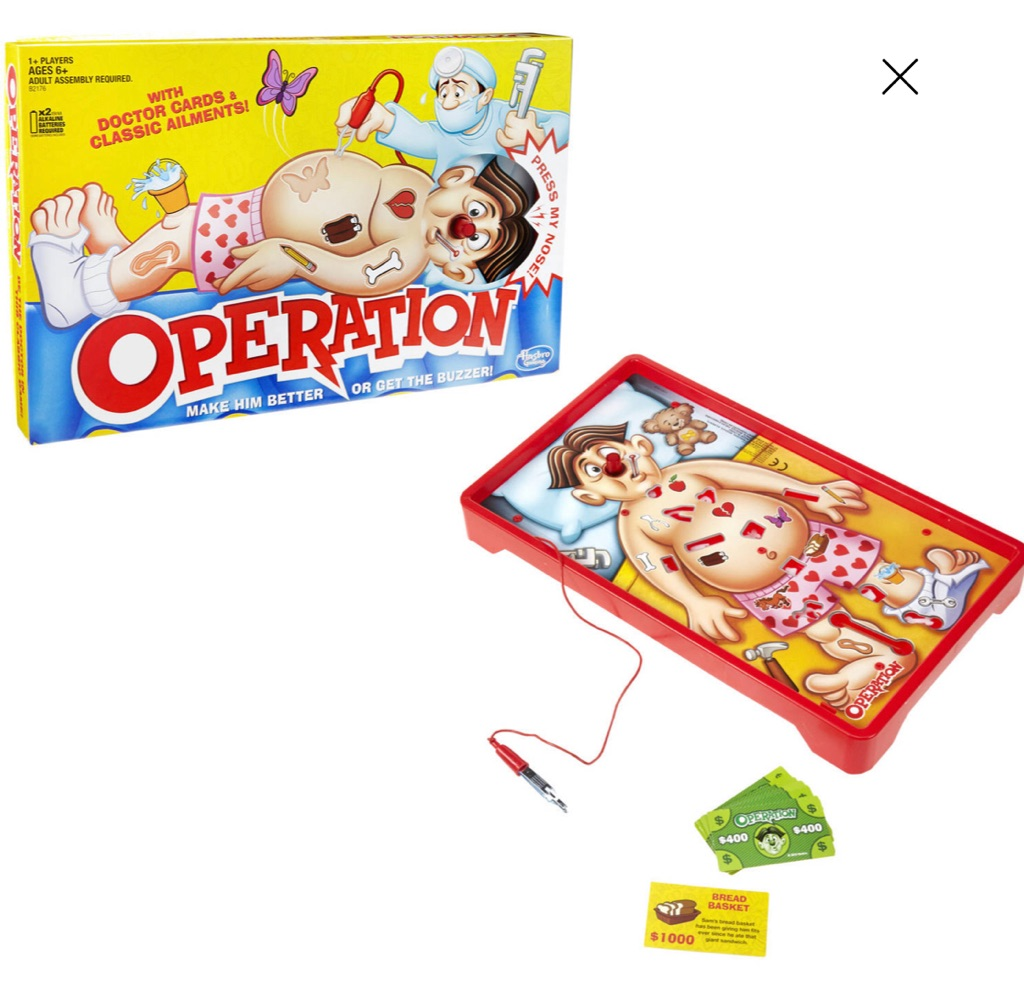 Classic family favorite operation