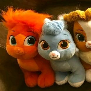 I want some build a bear palace pets