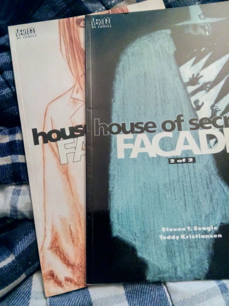 House of Secrets:Facade