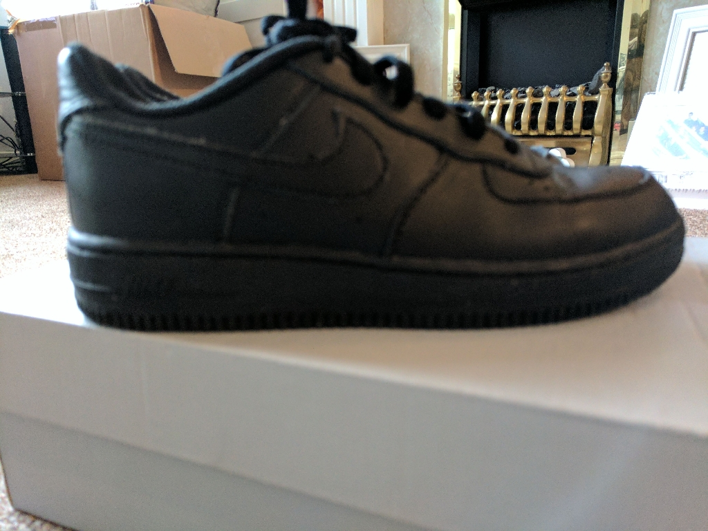 size 2 nike air force 1