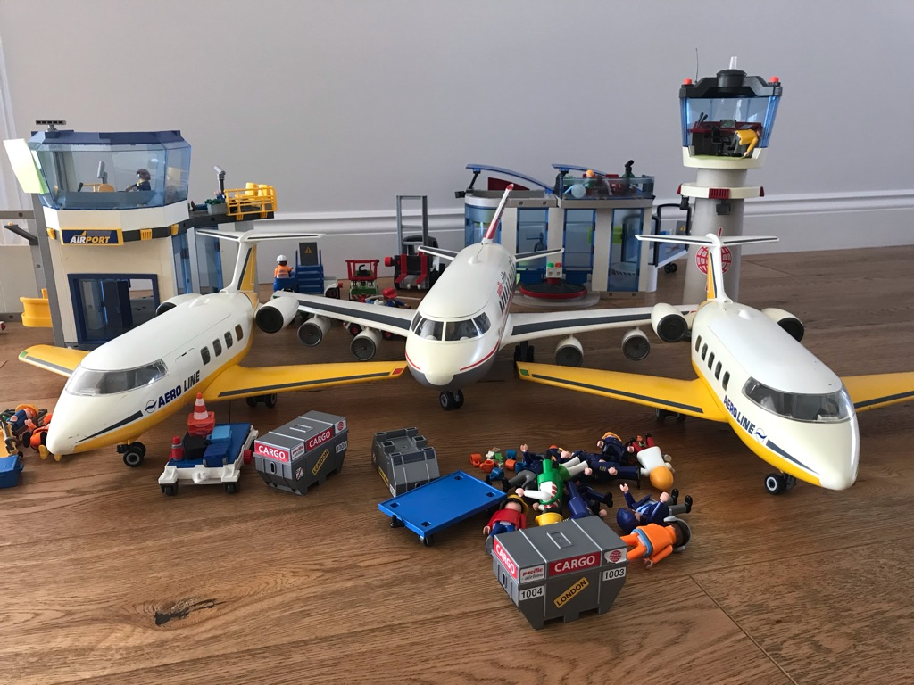Playmobil All about planes
