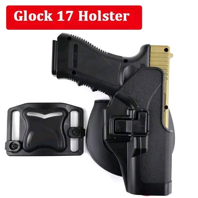 Glock handgun holster