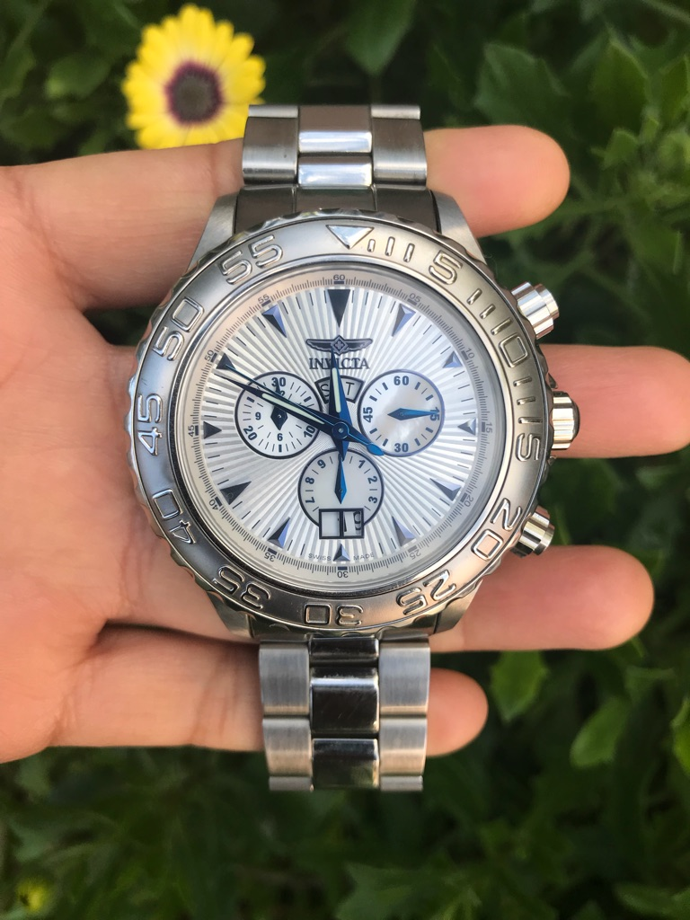Invicta 2634 Ocean Ghost Watch