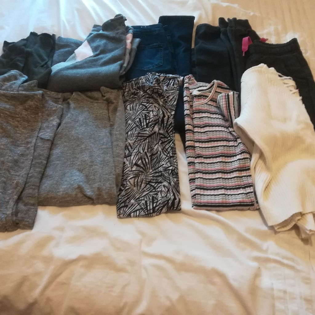 G bundle of girls clothes age 12