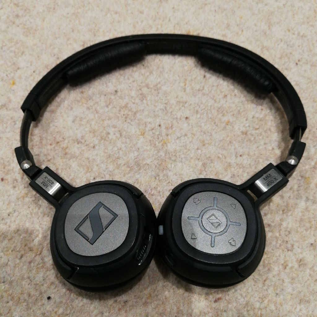 Sennheister mm 400 x Bluetooth wireless headphones