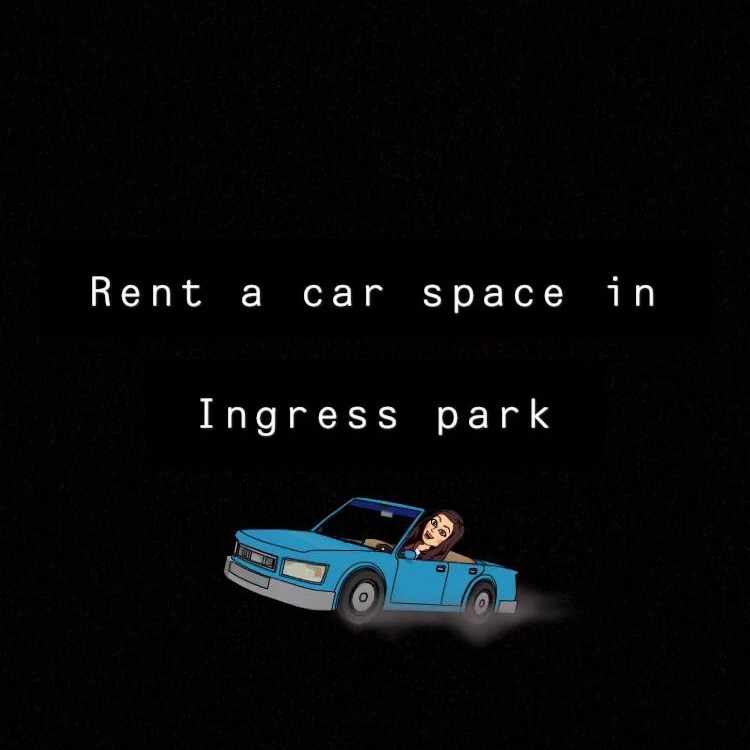 Rent a car parking space greenhithe