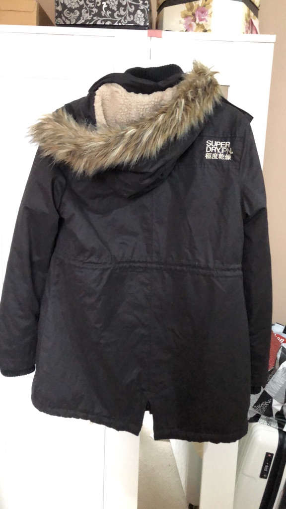 Ladies Superdry parka