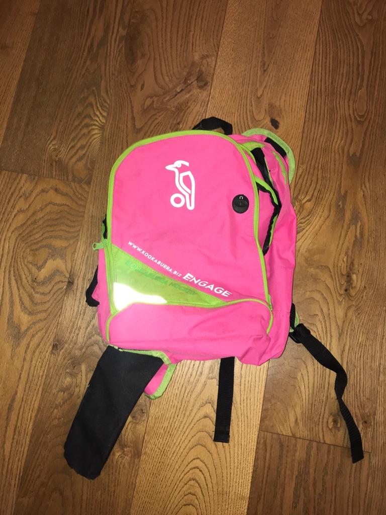 Kookaburra hockey rucksack