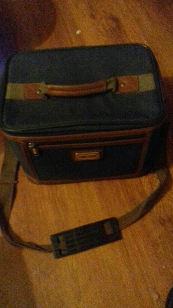 Vanity Travelling Case