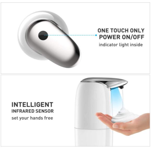 Ikos Soap Dispenser Touchless