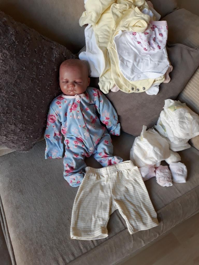 Baby new born doll