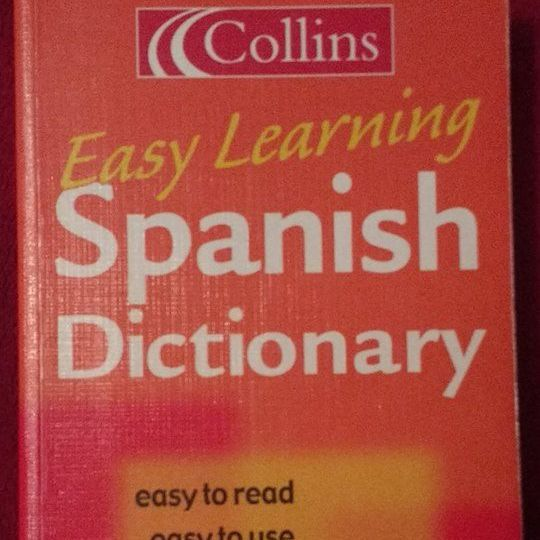 Collins - Easy Learning - Spanish Dictionary