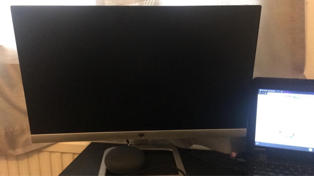 HP HD Monitor