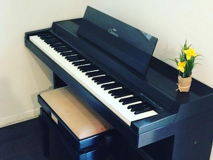 Piano Yamaha calvinova