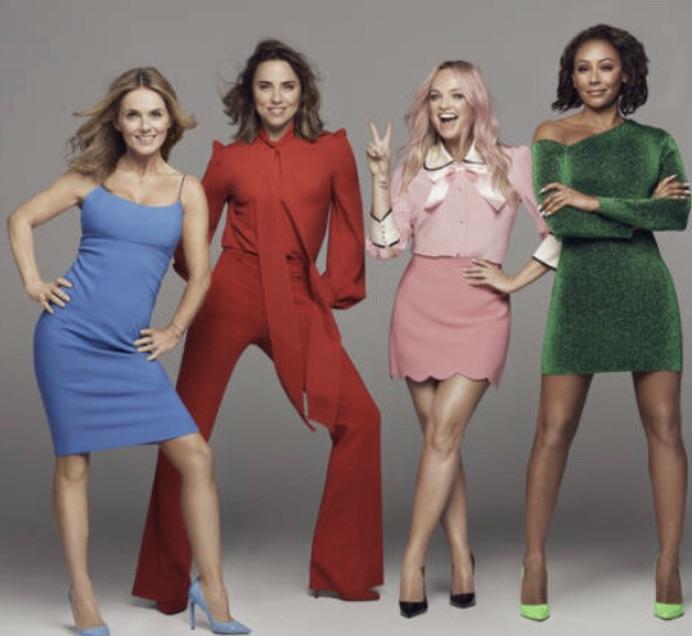 2 x Spice Girls tickets @ Murrayfield
