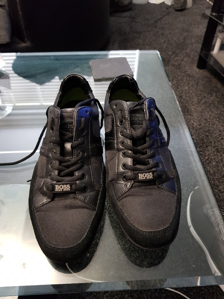 Men's Hugo boss trainers