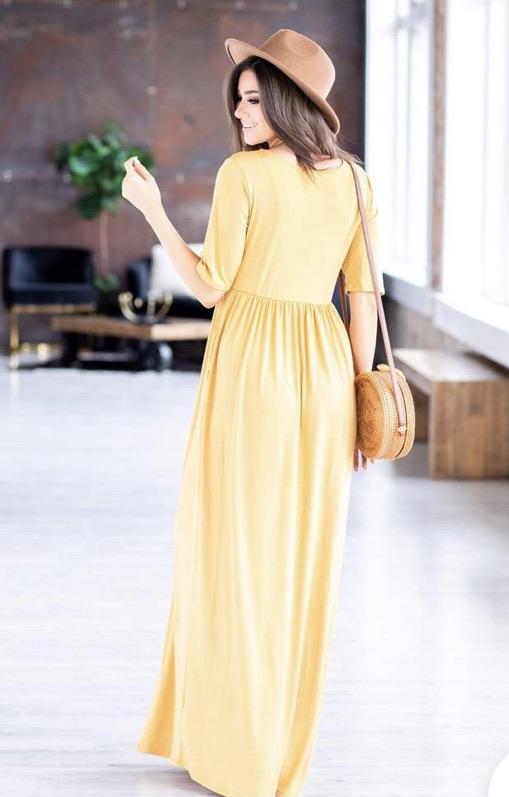 Best selling maxi dress 20% off using my code below