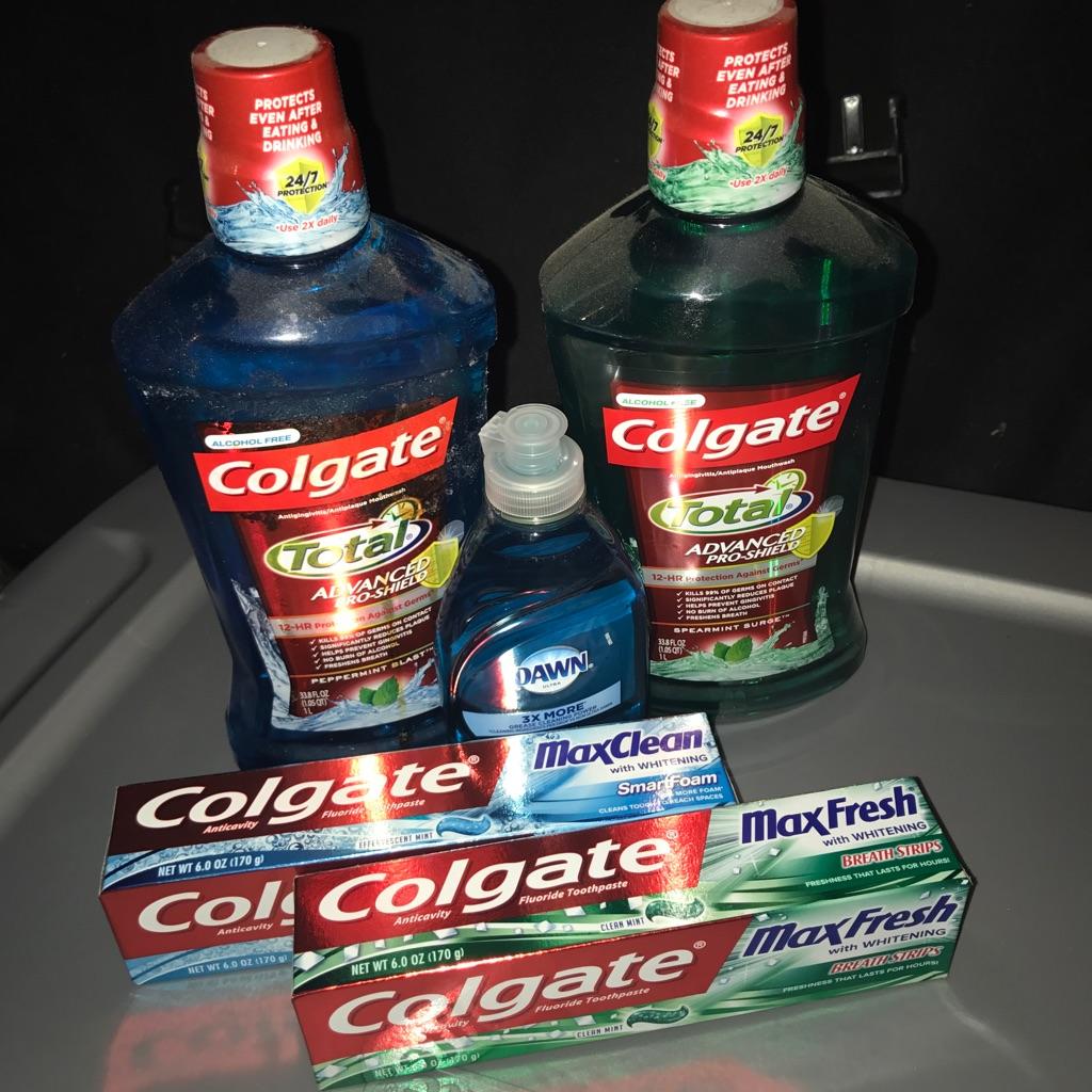 Colgate kit