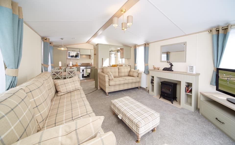 Brand New Static Caravan For Sale In Northampton Call Kieran 07375966484