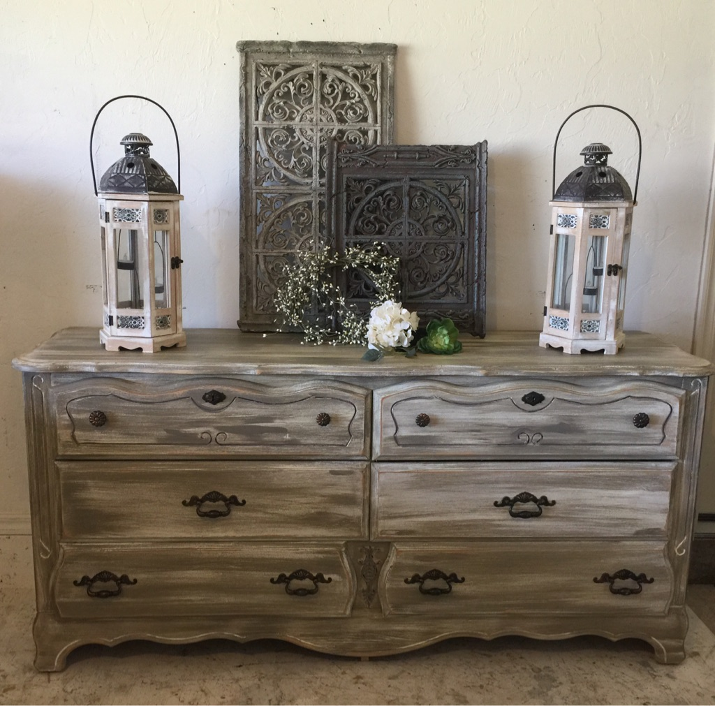 Refinish dresser