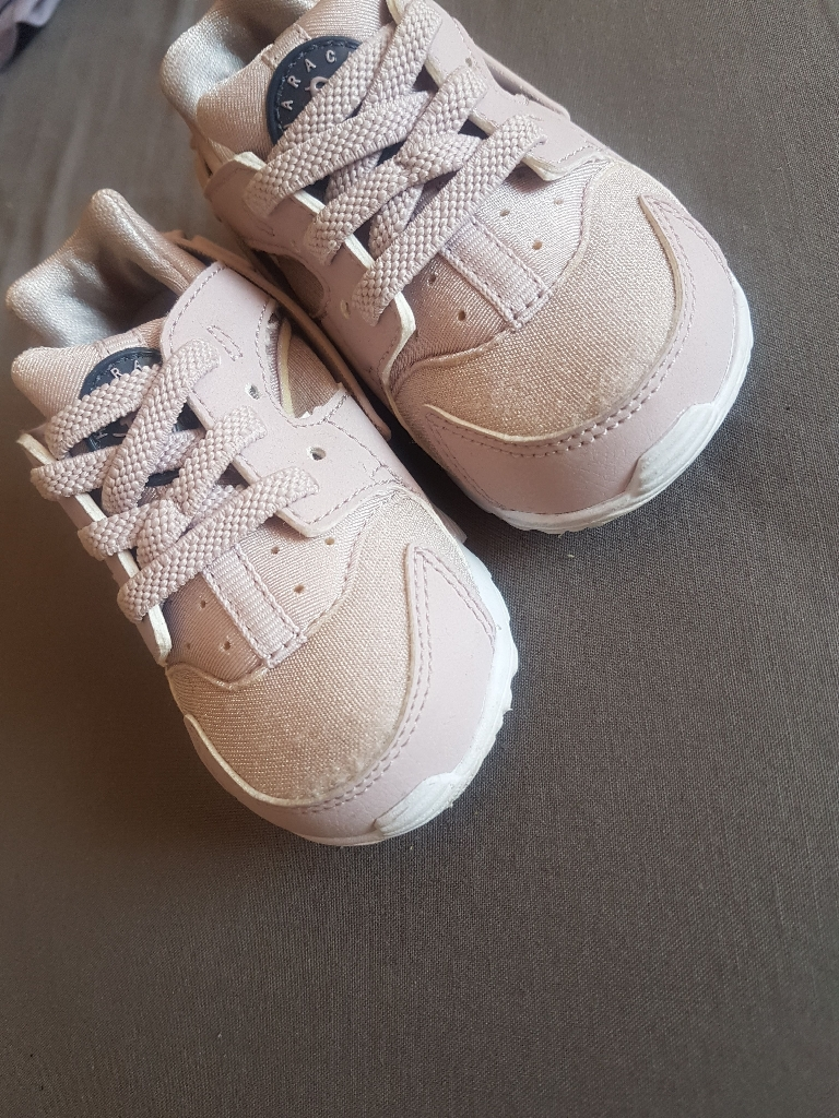 Baby Girl Huaraches