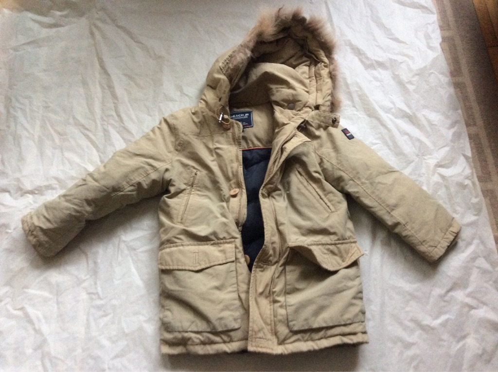 Heach JR winter coat (6 years)