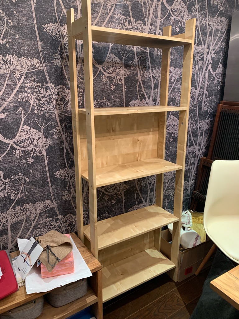 Free Ikea Book shelves