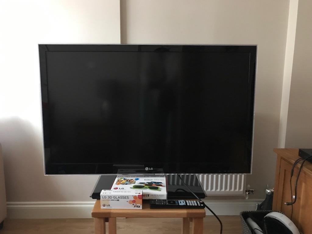 "LG42LW650T 42"" 3D LED TV"