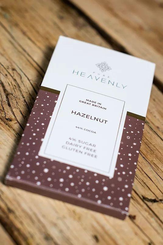Hazelnut Flavoured Heavenly Chocolate