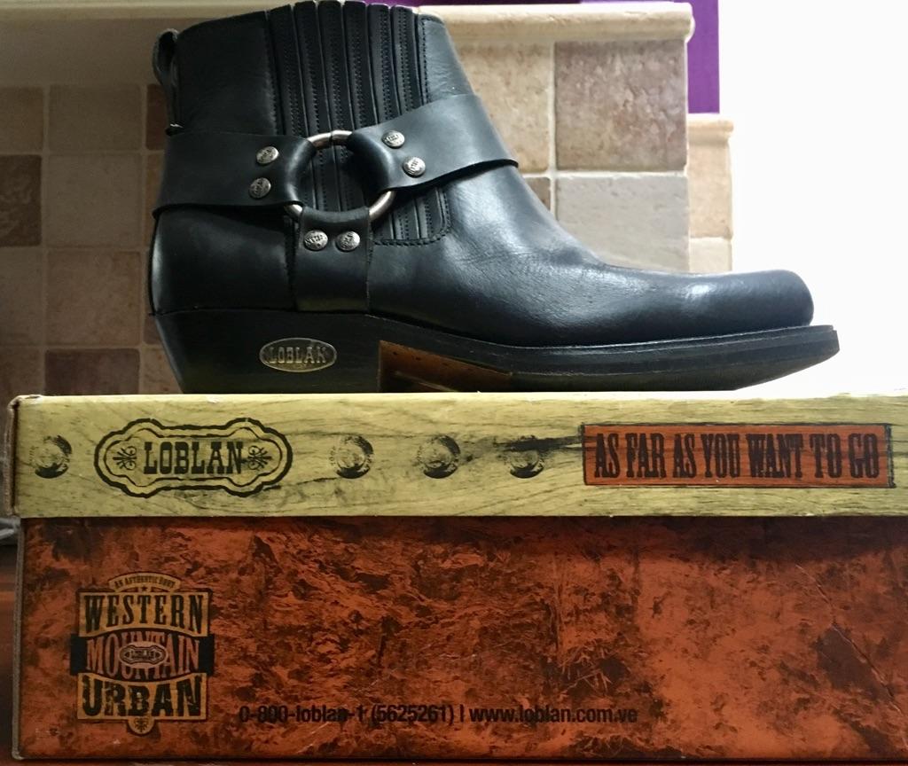 Genuine Loblan Cowboy Boots