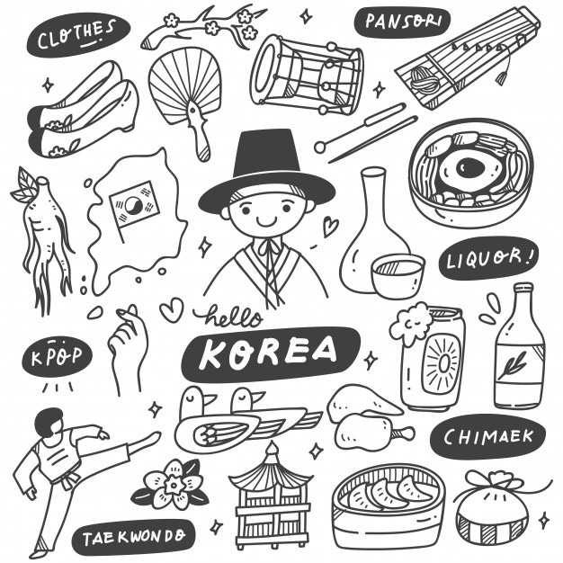 Korean culture and language lessons with a native Korean tutor