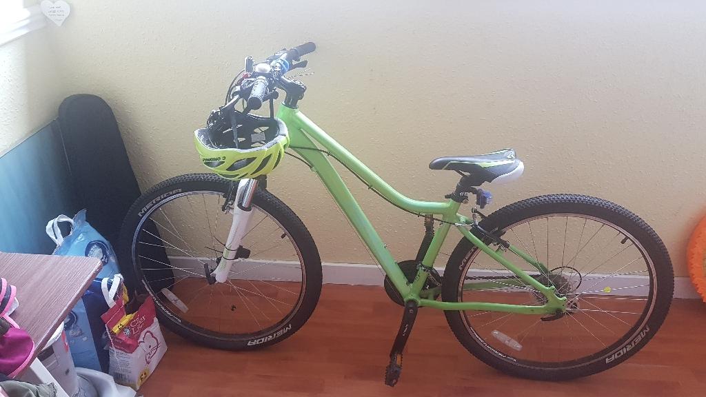 Merida teenager/woman's bike