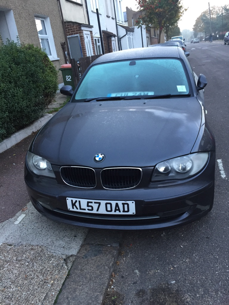 Bmw 1 series 2.0 auto fully loaded