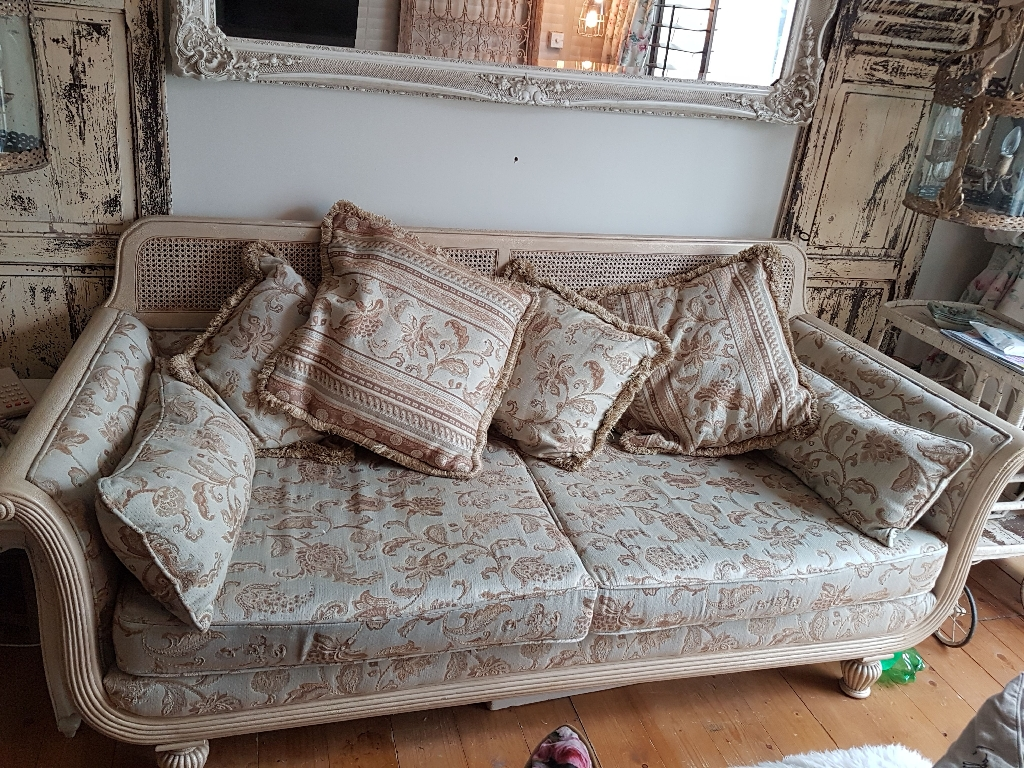Harrods Sofa  classed as a day bed