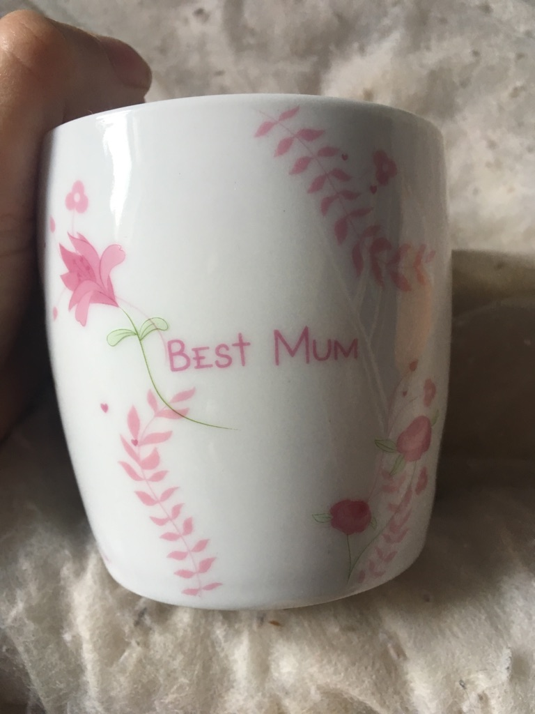 Me to you tatty bear mum cup