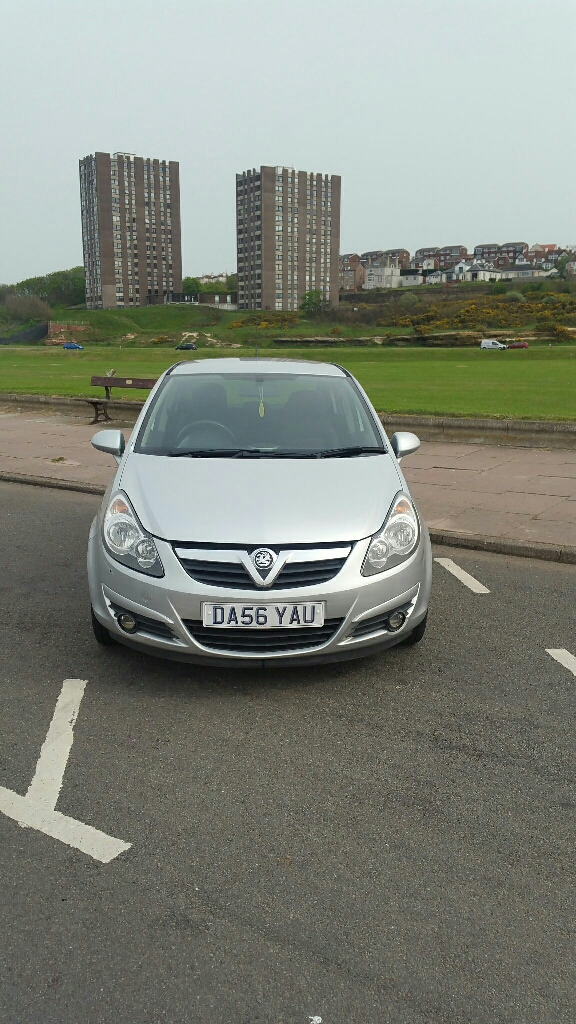 2007 vauxhall corsa sxi 🌟 REDUCED 🌟 £1450