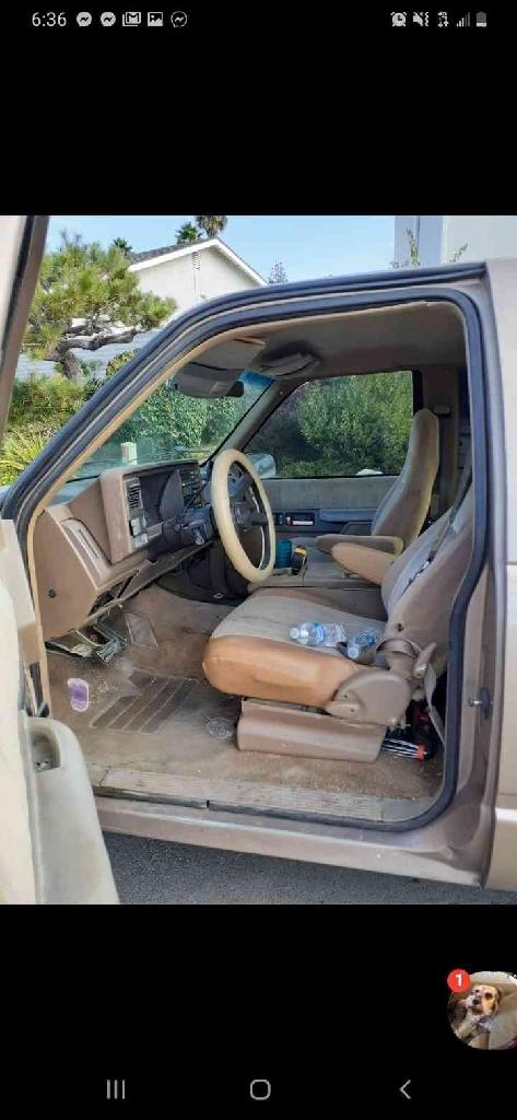 Chevrolet trurck