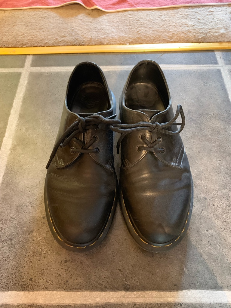 Black Doc Martens UK size 6
