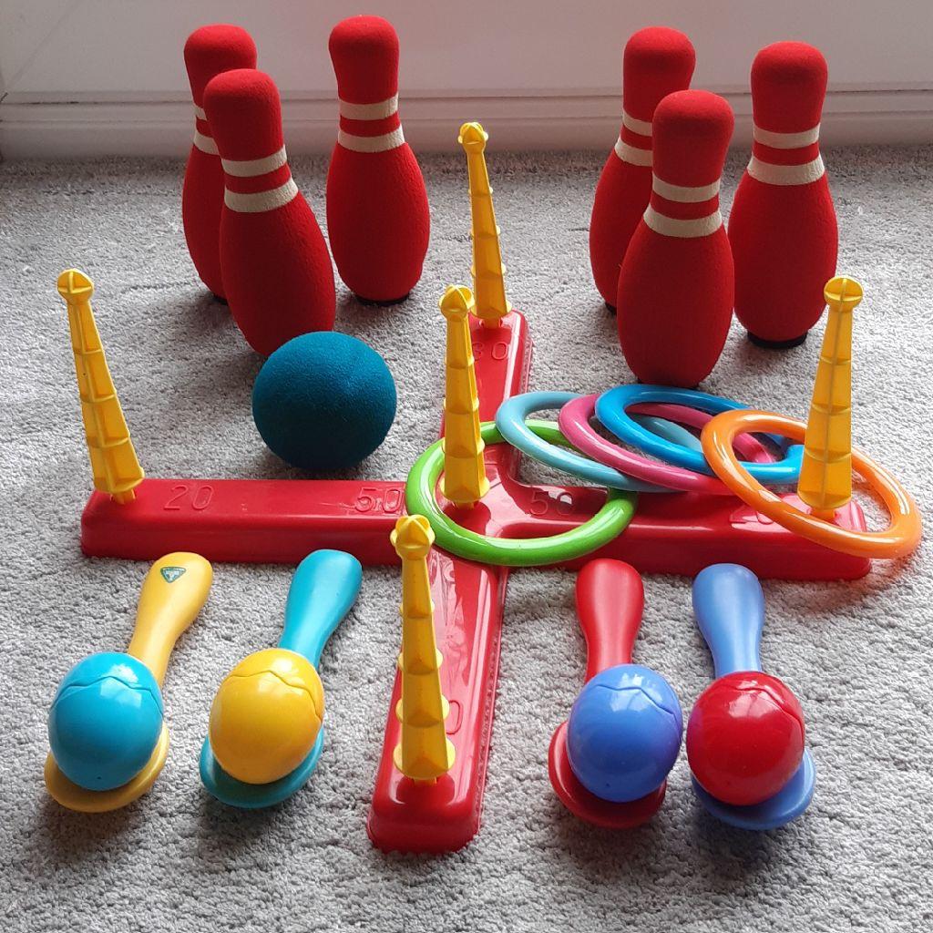Children's Garden Games
