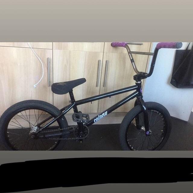 Colony inception bmx bike