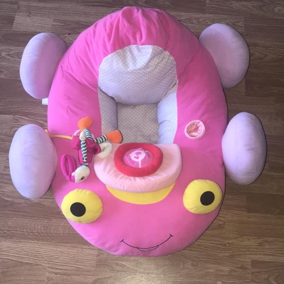 Toy Cushion Activity Car