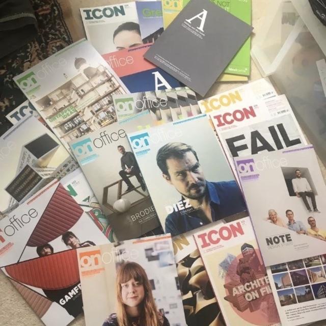 Architectural journals