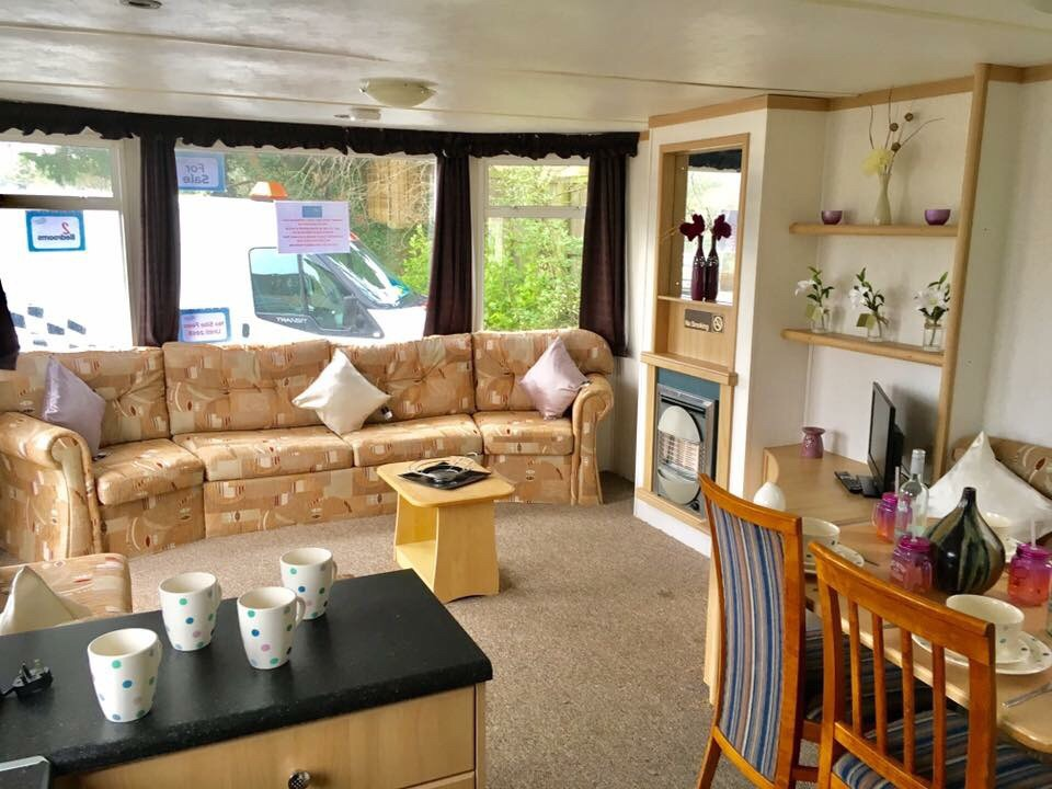 Static caravan for sale Isle of Wight