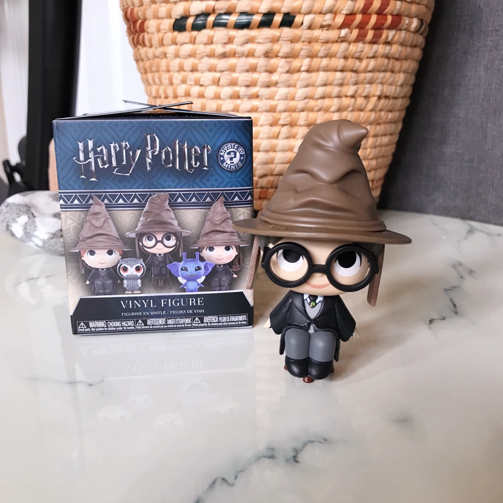 Harry Potter Mystery Mini 'Harry Potter with Sorting Hat'