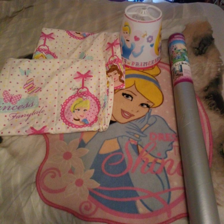 Disney Princess bundle.