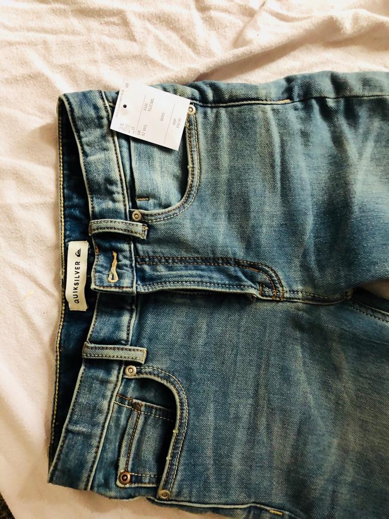 Jeans Quiksilver