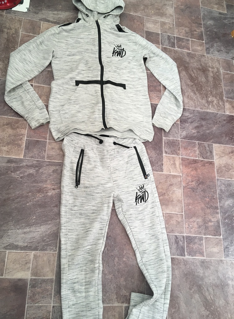 Gym king tracksuit