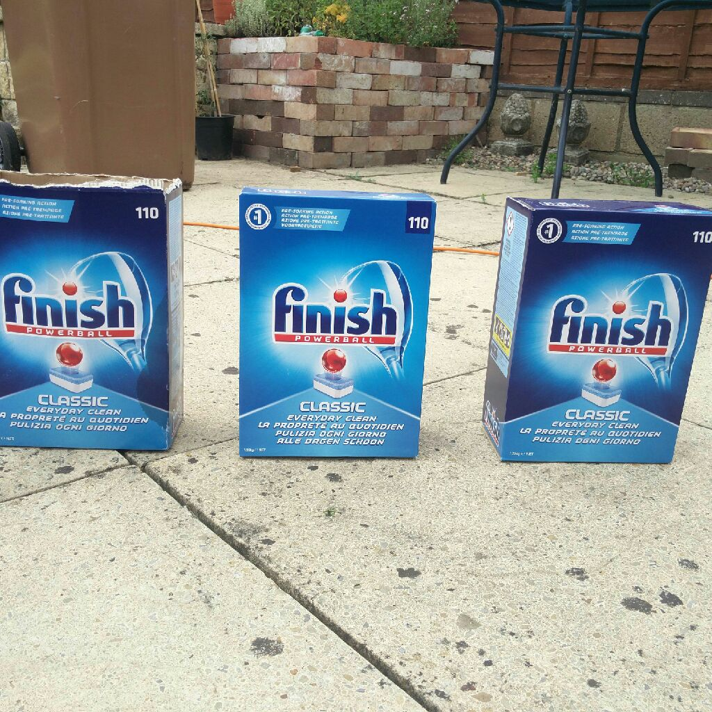 Finish Powerball classic dishwasher tablets - 317 tablets