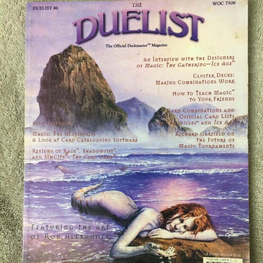 Duelist Magazine